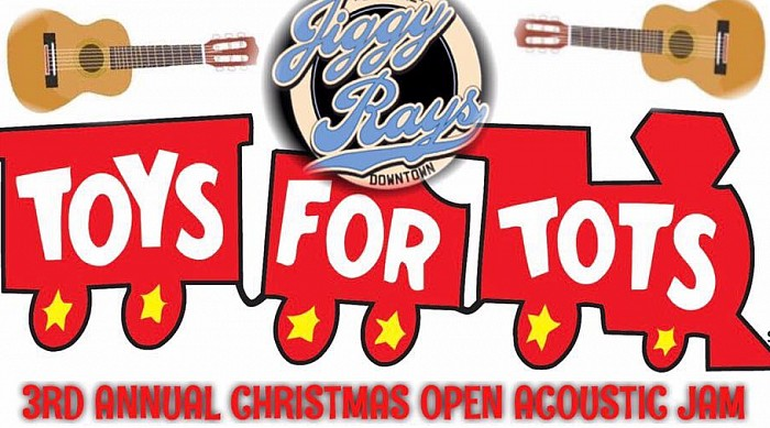 2020 Tri-Cities Christmas Open Acoustic Jam For Tots For Tots The Official Dan Deel Web Page